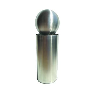 Yosemite Home Decor Stainless Steel Contemporary Fountain
