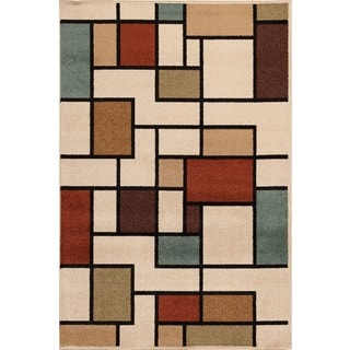 Christopher Knight Home Terrace Vienna Albany Bone Area Rug (7'10 x 9'10)