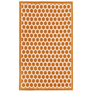 Waverly Art House by Nourison Tangerine Accent Rug (2'3 x 3'9)