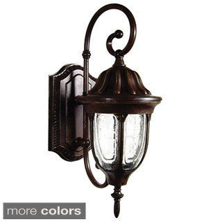 Yosemite Home Décor Single Light Outdoor Wall Sconce