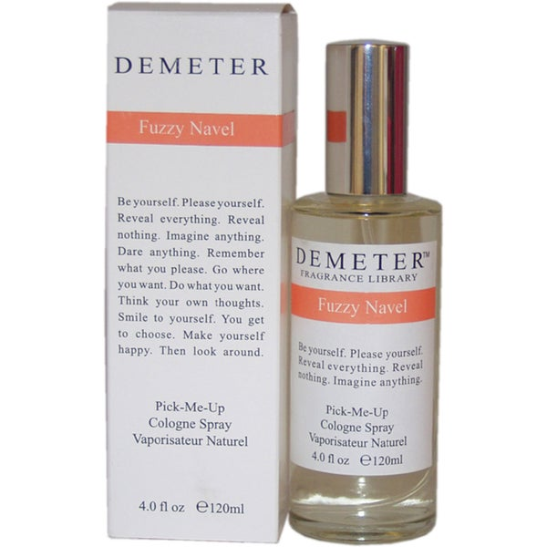 Demeter Fuzzy Navel Women's 4-ounce Cologne Spray
