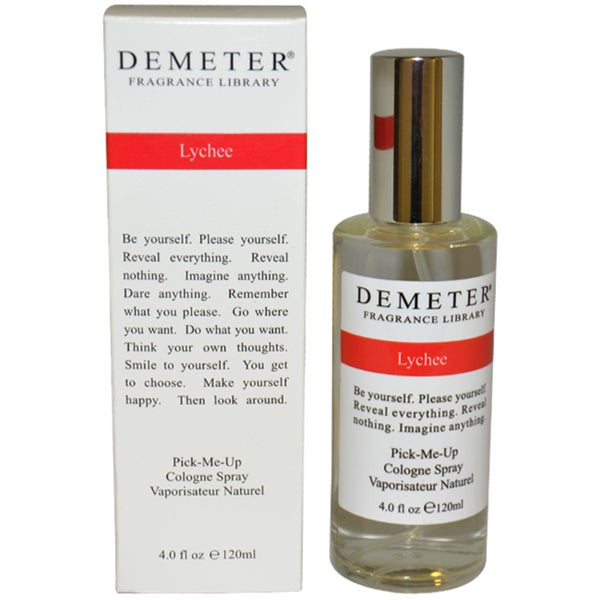 Demeter Lychee Women's 4-ounce Cologne Spray