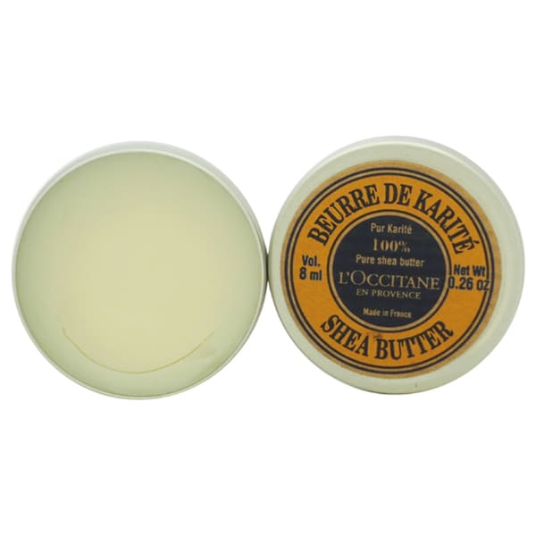 L'Occitane 0.26-ounce 100-percent Pure Shea Butter