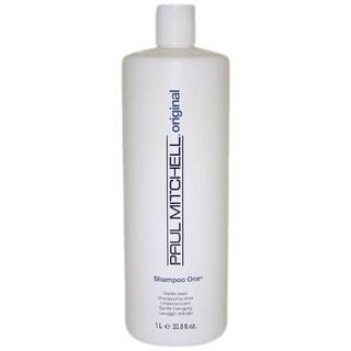 Paul Mitchell One 33.8-ounce Shampoo