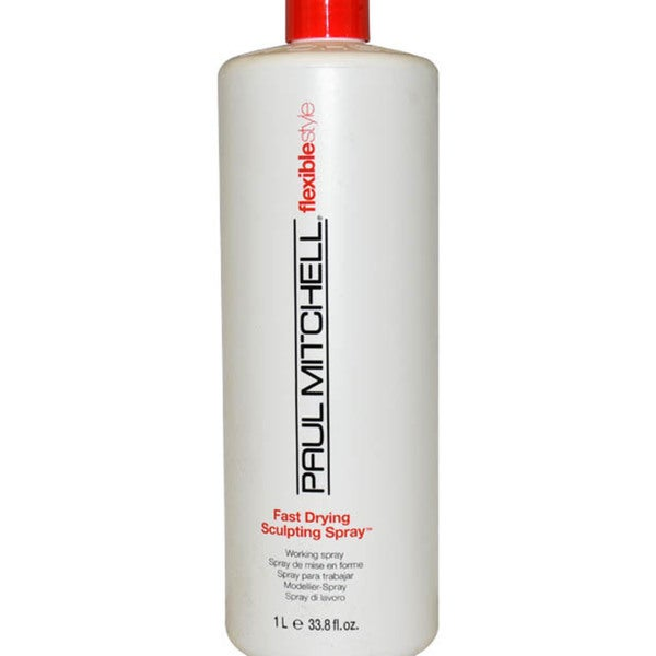 Paul Mitchell Fast Dry Sculpting 33.8-ounce Hair Spray