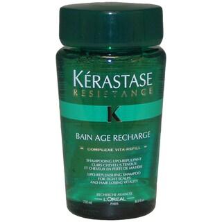 Kerastase Resistance Bain Age Recharge 8.5-ounce Shampoo