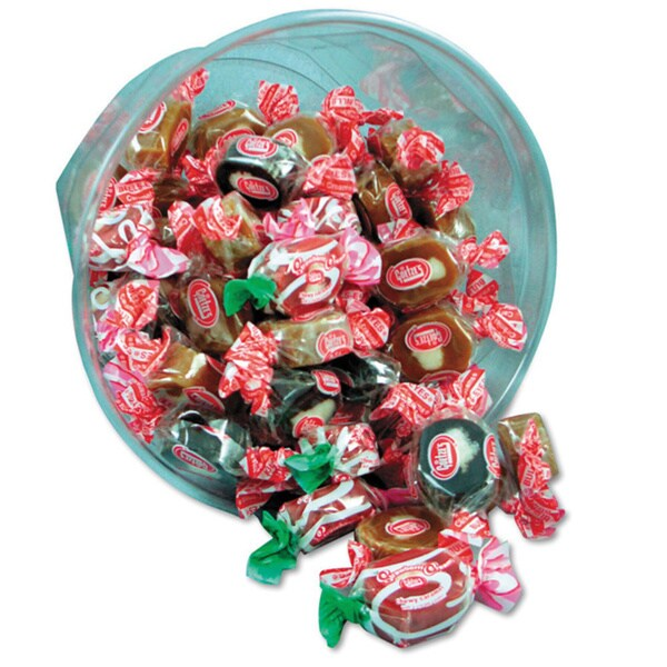 Office Snax Goetze's Caramel Creams Light and Dark 24-ounce Caramel Candy