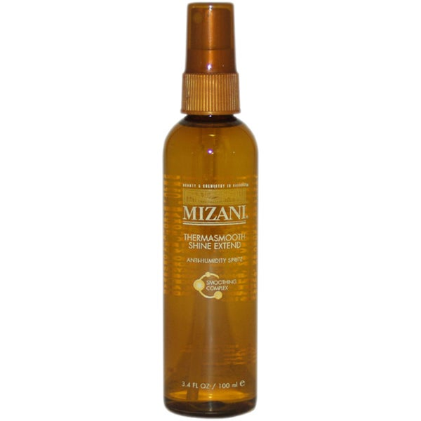 Mizani Thermasmooth Shine Extend Anti Humidity Spritz 3.4-ounce Hair Spray