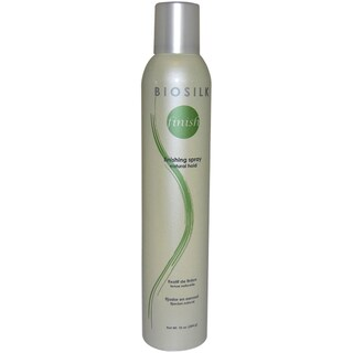 Biosilk Finishing Spray Natural Hold 10-ounce Hair Spray