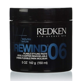 Redken Rewind 06 Pliable Styling 5-ounce Paste