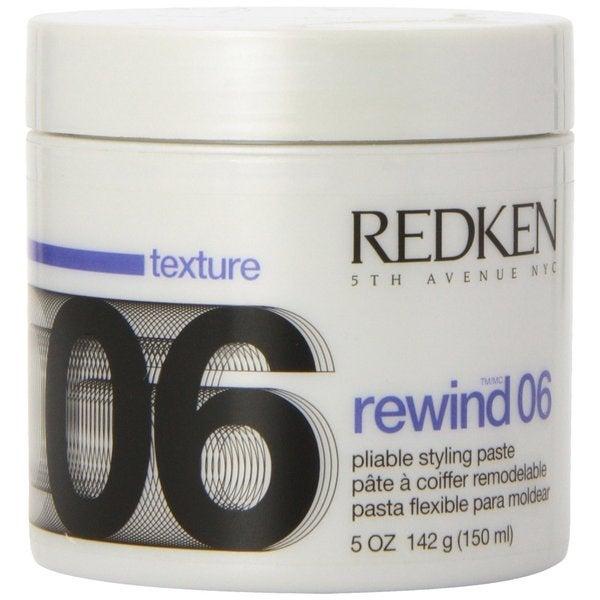 Redken Rewind 06 Pliable Styling 5-ounce Paste
