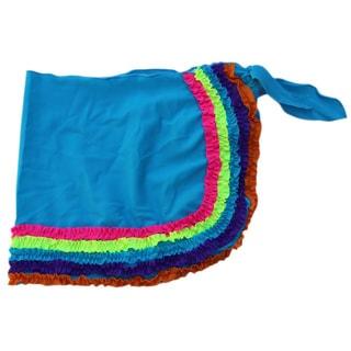 Azul Swimwear 'Chasing Rainbows' Turquoise Pareo Coverup