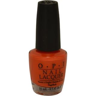 OPI #NL B76 Opi On Collins Ave Nail Polish