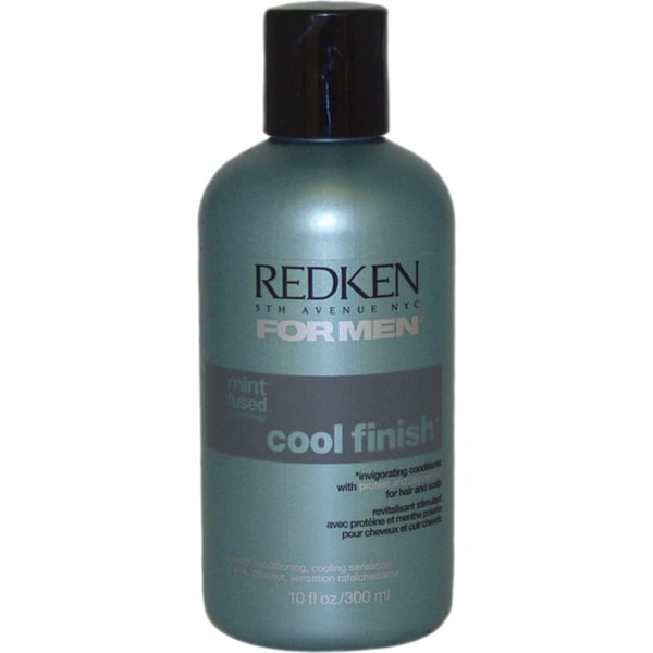 Redken Cool Finish Invigorating 10.1-ounce Conditioner