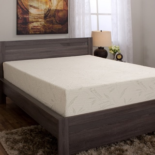 Island Dreams Wailea 12-inch Twin-size Gel Memory Foam Mattress