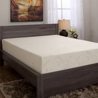 Island Dreams Wailea 12-inch Twin XL-size Gel Memory Foam Mattress