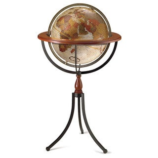 Santa Fe Floor World Globe