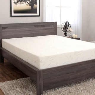 Island Dream Wailea 10-inch Full-size Gel Memory Foam Mattress