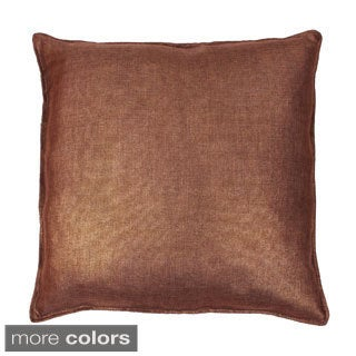 Chase Texture Weave Feather Filled Throw Pillow