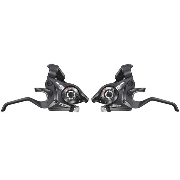 Shimano Alivio/Acera/Altus 24-speed Shifter Set and Brake Levers ST-EF51 R/L