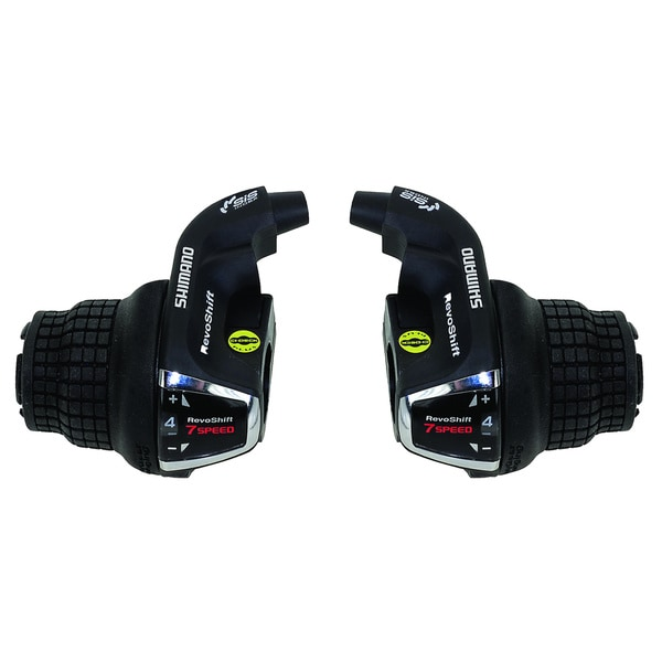 Shimano RevoShift 21-speed Shifter Set SL-RS35-R/L