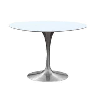 Silverado 48-inch Round Dining Table