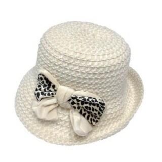 Swan Women's Casual Chenille Bucket Hat