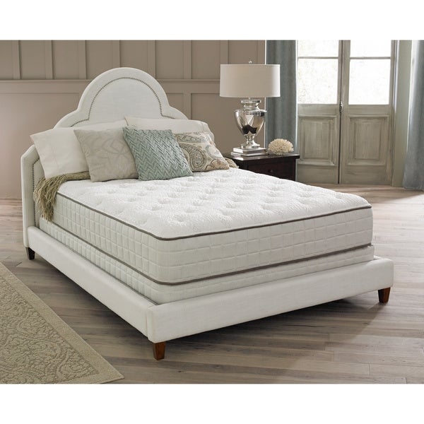 Spring Air Premium Collection Antoinette Plush Full-size Mattress Set