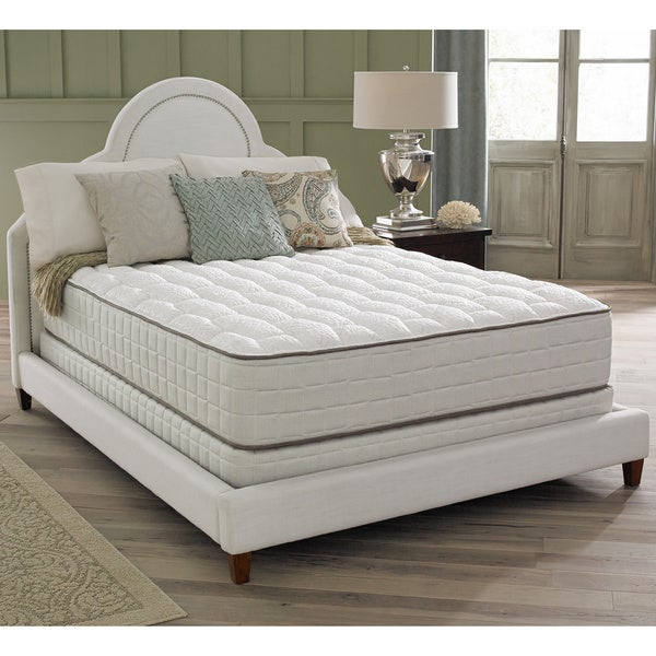 Spring Air Premium Collection Noelle Firm Twin-size Mattress Set