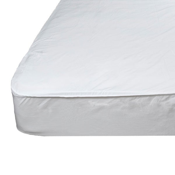 Allergy Guardian Ultimate Cotton Mattress Encasing Twin Size (As Is Item)