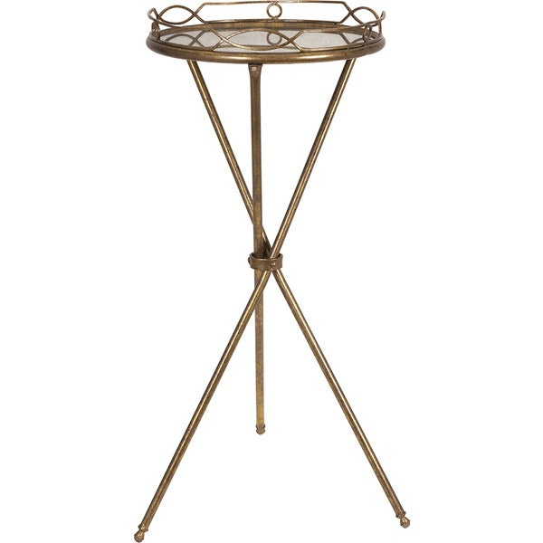 Aniston Round Tray Table