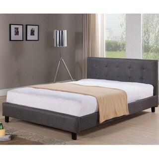 DG Casa Hudson Grey Platform Bed