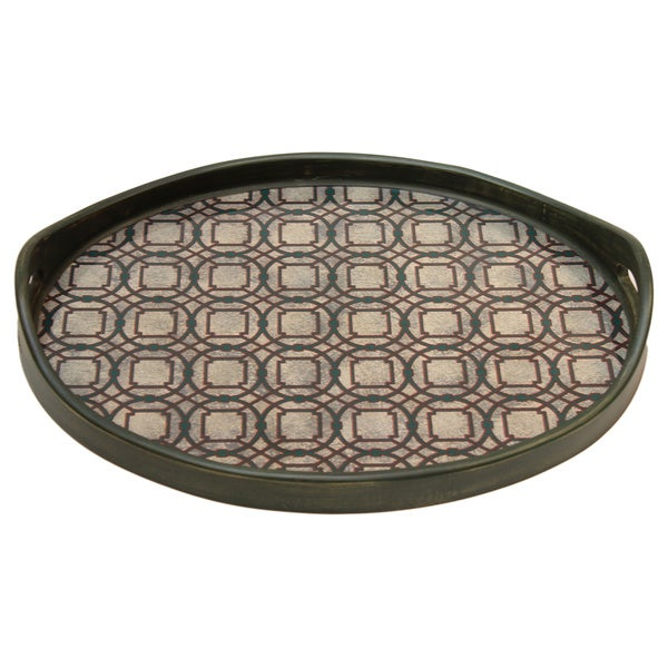 Oval Tray Rivet