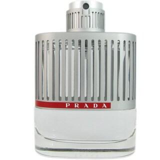 Prada Luna Rossa Men's 3.4-ounce Eau de Toilette Spray (Tester)