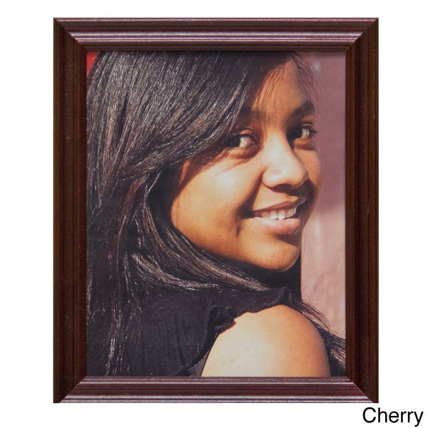 Classic 8 x 10 Wood Picture Frame