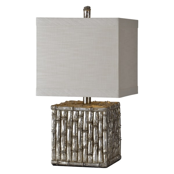 Habitat Single-light Bamboo Table Lamp