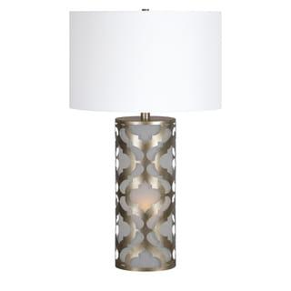 Dinah 2-light GoldTable Lamp