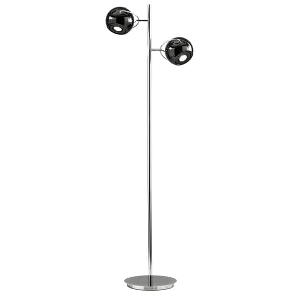 Nova Lighting 2-light Orbital Floor Lamp