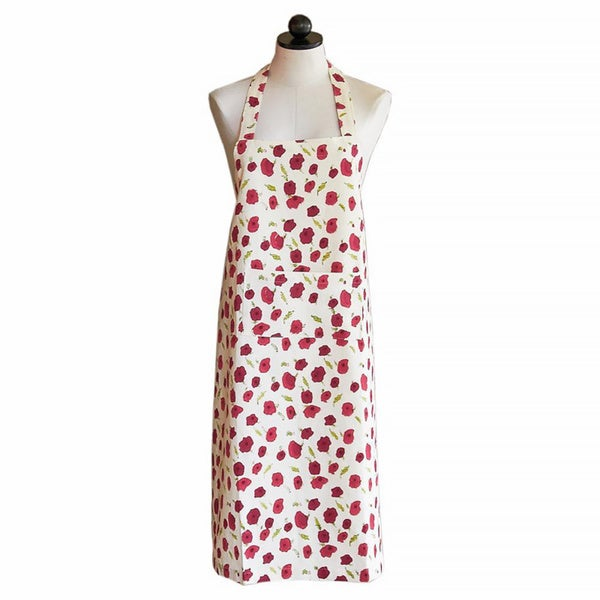 Couleur Nature Poppies Apron