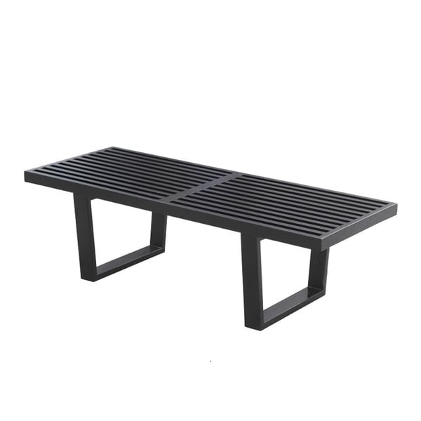 Large 48-inch Wood Bench 14124130