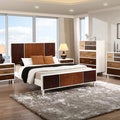 Christian Queen Size Bed