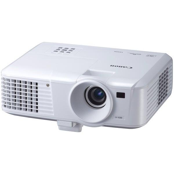 Canon LV-X300 3D Ready DLP Projector - 720p - HDTV - 4:3