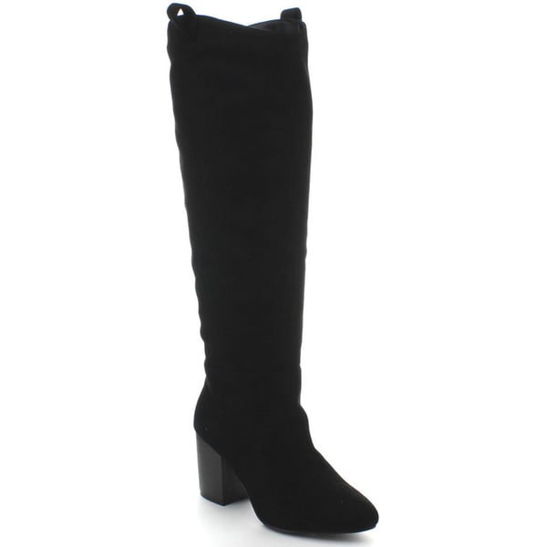 X2B Women's 'Baden-4' Western Style Knee high Boots