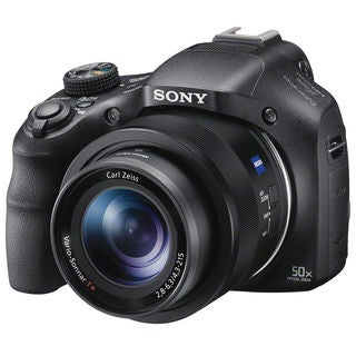 Sony Cyber-shot DSC-HX400V 20MP Black Digital Camera