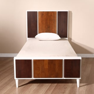 Christian Twin Size Bed