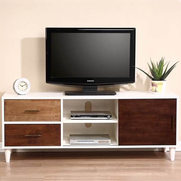 Christian Birch, Grey and Oak Entertainment Center