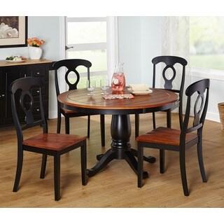 Simple Living 5-piece Cabria Dining Set
