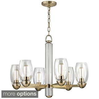 Hudson Valley Pamelia 6-light Chandelier