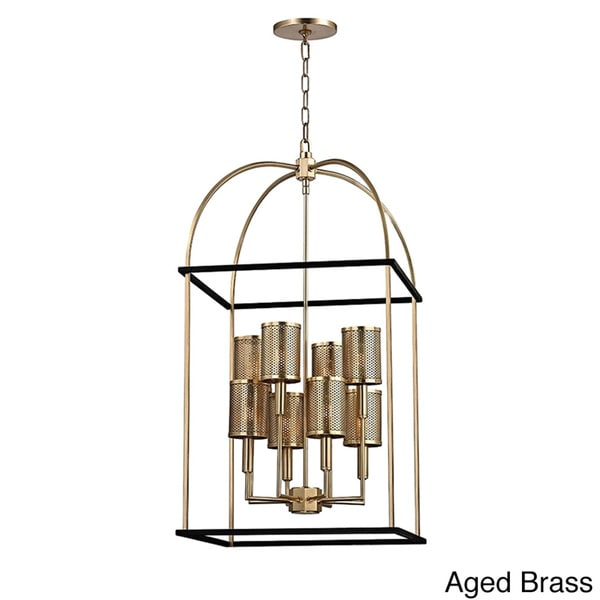 Hudson Valley Vestal 8-light Pendant