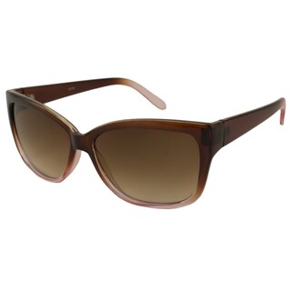Urban Eyes Women's Chloe Rectangular Sunglasses